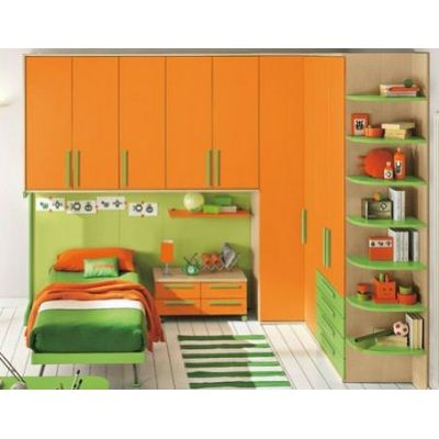 Kids bedroom BUILT IN