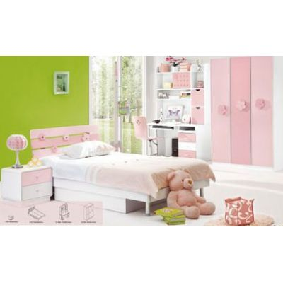 Kids bedroom SNOW WHITE