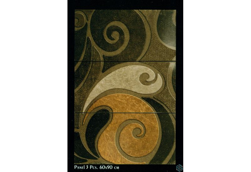 Regency (Panels 3 Pcs (60-90 cm)) -  Wall Tile