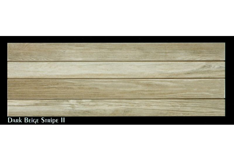 Stanford (Dark Beige Stripe 2) - Wall Tile