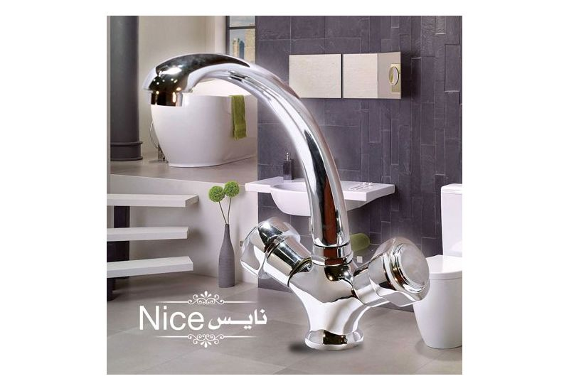Mono-Block Basin Mixer (Nice)