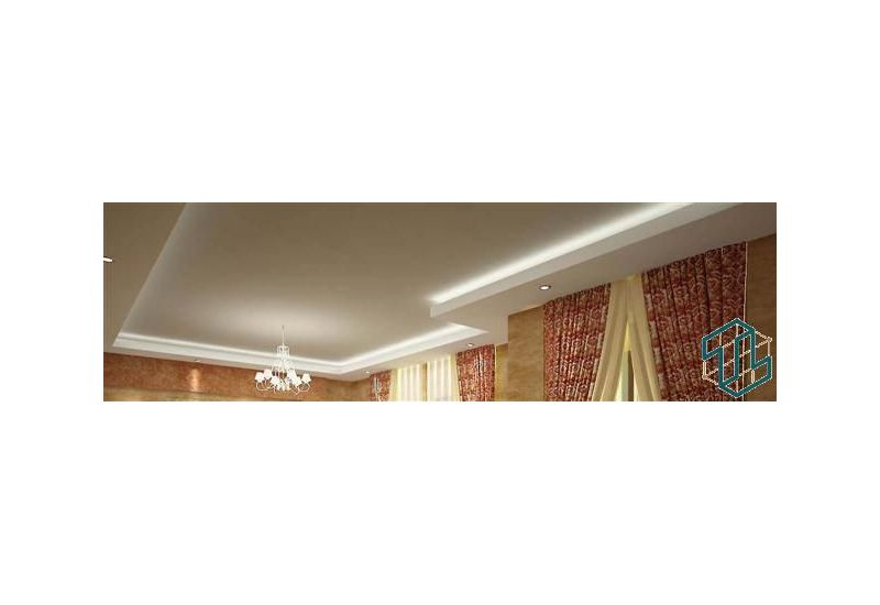 Suspended Ceiling (Gypsum Board)