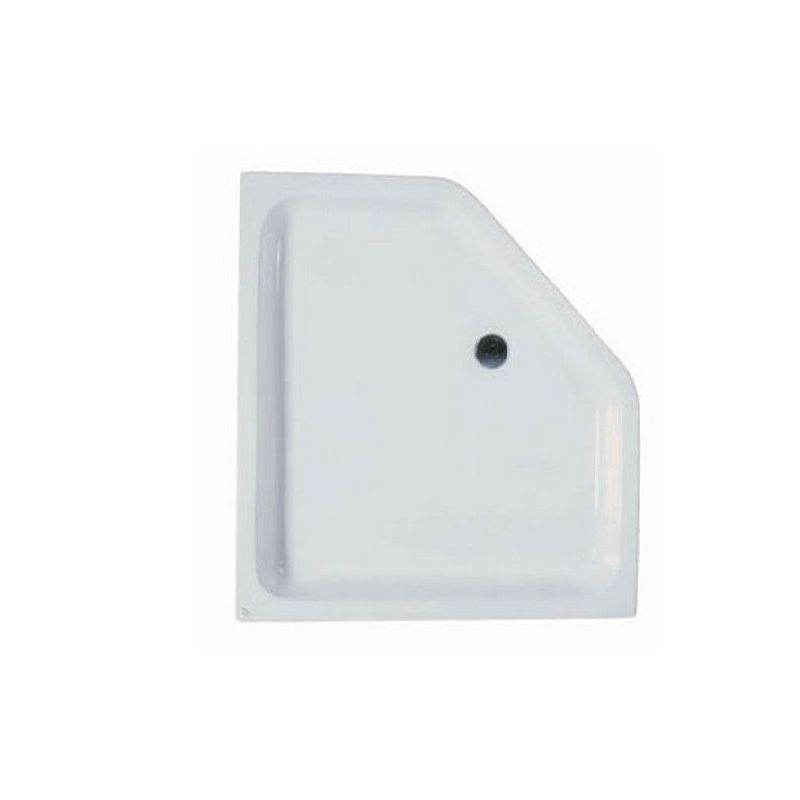 sanitary ware five slided shower tray 90 90