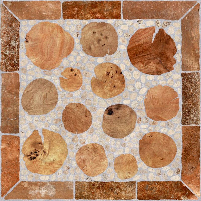 "Ceramic Floor Tile ""Outdoor 6201"""