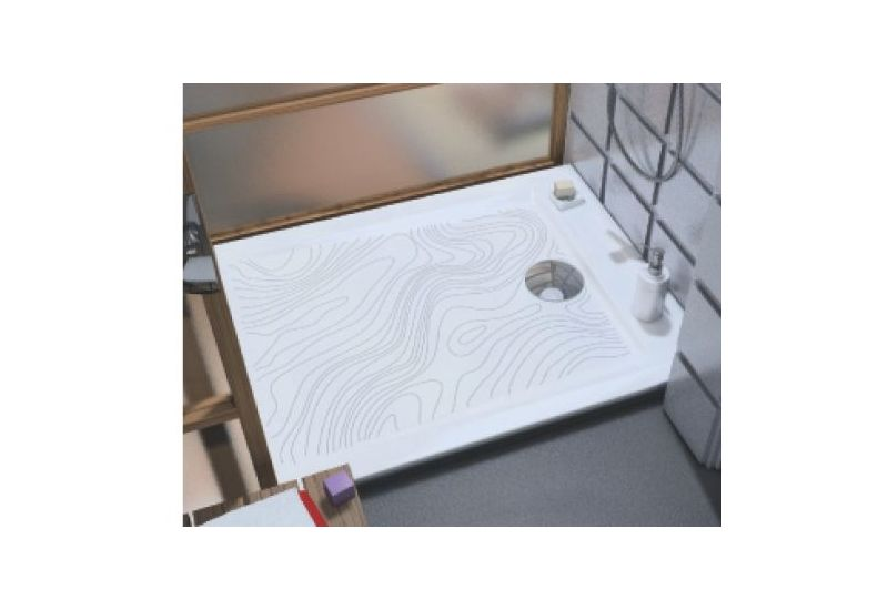 Horizon Shower Tray (90x90 cm)