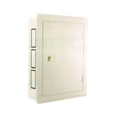 Flush Mounting Metalic Vertical Panel 12 Modules