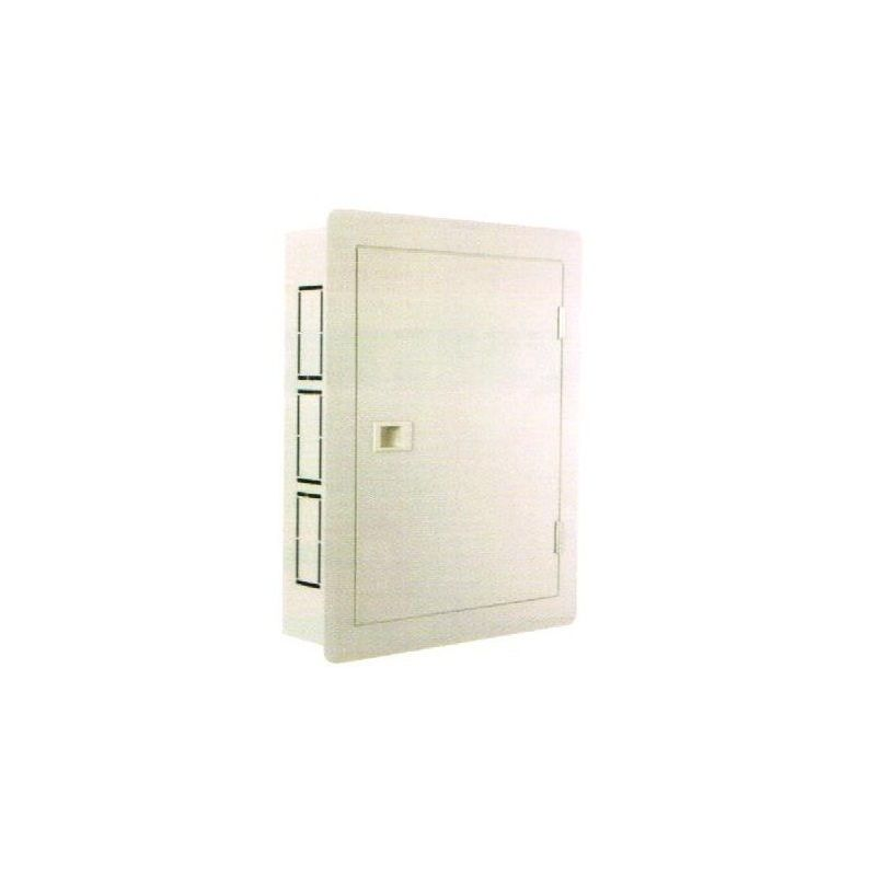 Flush Mounting Metalic Vertical Panel 48 Modules