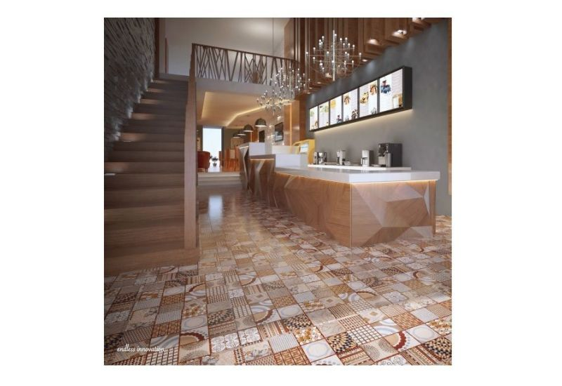 "Ceramic floor Tiles ""IJ 5208 G """