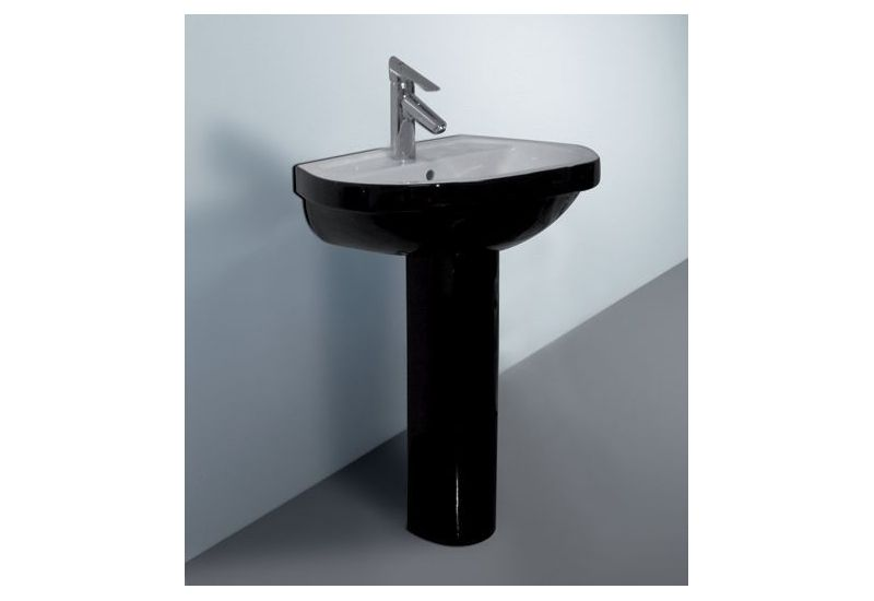 "Star ""Floor pedestal Basin"""