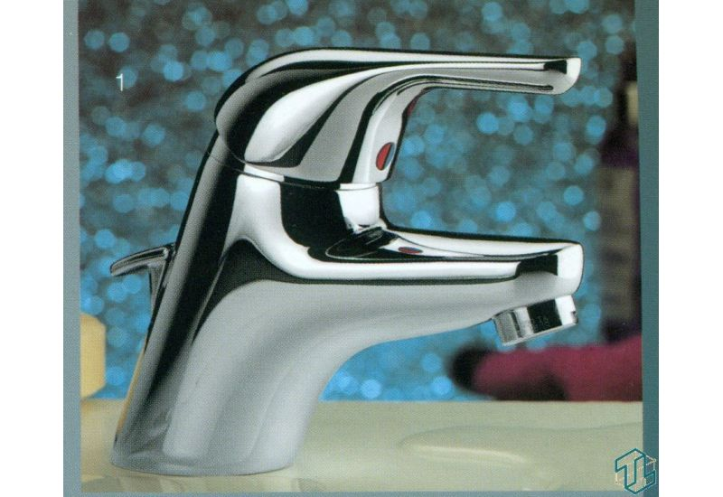 E 1059 - (Cerasprint) Basin Mixer
